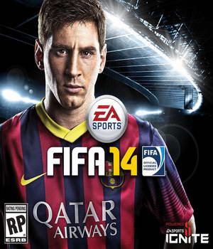 FIFA 14 PC Full Cracked - Repack + Squad Updates Single Link