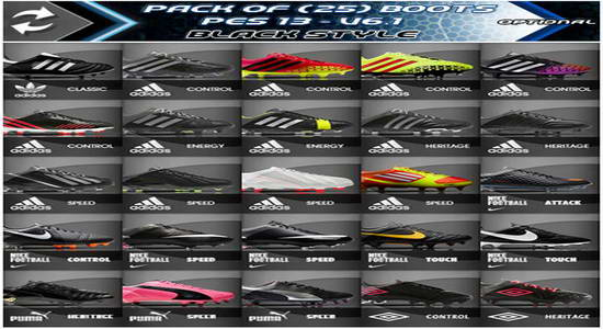 PES 2013 Bootspack (25) v6.1 Full HD by Nilton1248