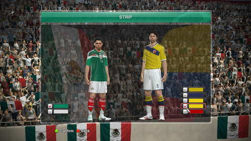 PES 2014 Fire patch 1.4 AIO - Released
