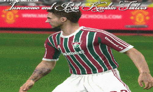 PES 2014 Tattoo Patch v1.5