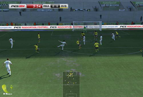 PES 2014 Realistic Turf For All Stadiums Ketubanjiwa SS1