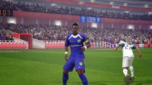 FIFA 14 Indonesia Super League (ISL) Patch v4.0 Ketuban Jiwa SS3