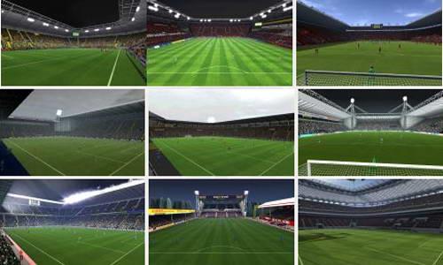 FIFA 14 Stadiums Add-on For Fifaplanet Patch 1.0 Ketuban Jiwa