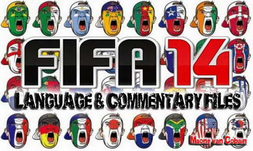 FIFA 14 Commentary Files (12 Language) Single Link Ketuban Jiwa