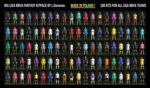 PES 2013 Liga BBVA 13-14 Kitpack by L.Donovan Ketuban Jiwa