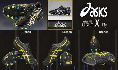 PES 2014 Asics DS Light X-Fly Boots by Ron69 Ketuban Jiwa