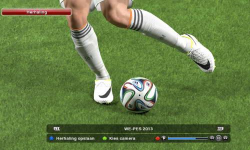 PES 2014 Brazuca Ball by Emanuel Download Link Ketuban Jiwa