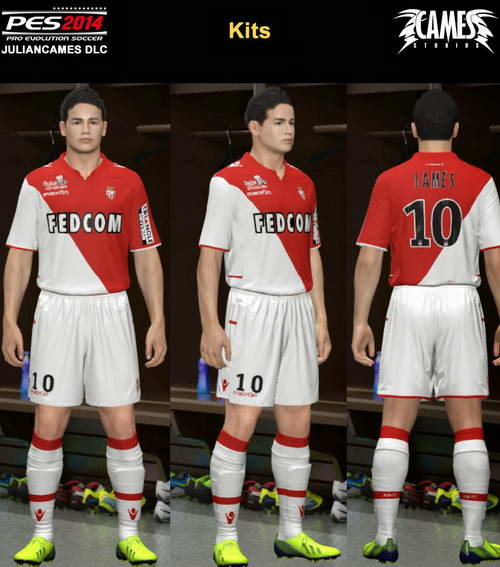 PES 2014 Real Patch 1.2 by Julian Cames DLC SS1