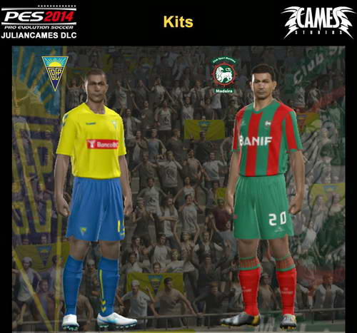 PES 2014 Real Patch 1.2 by Julian Cames DLC SS2